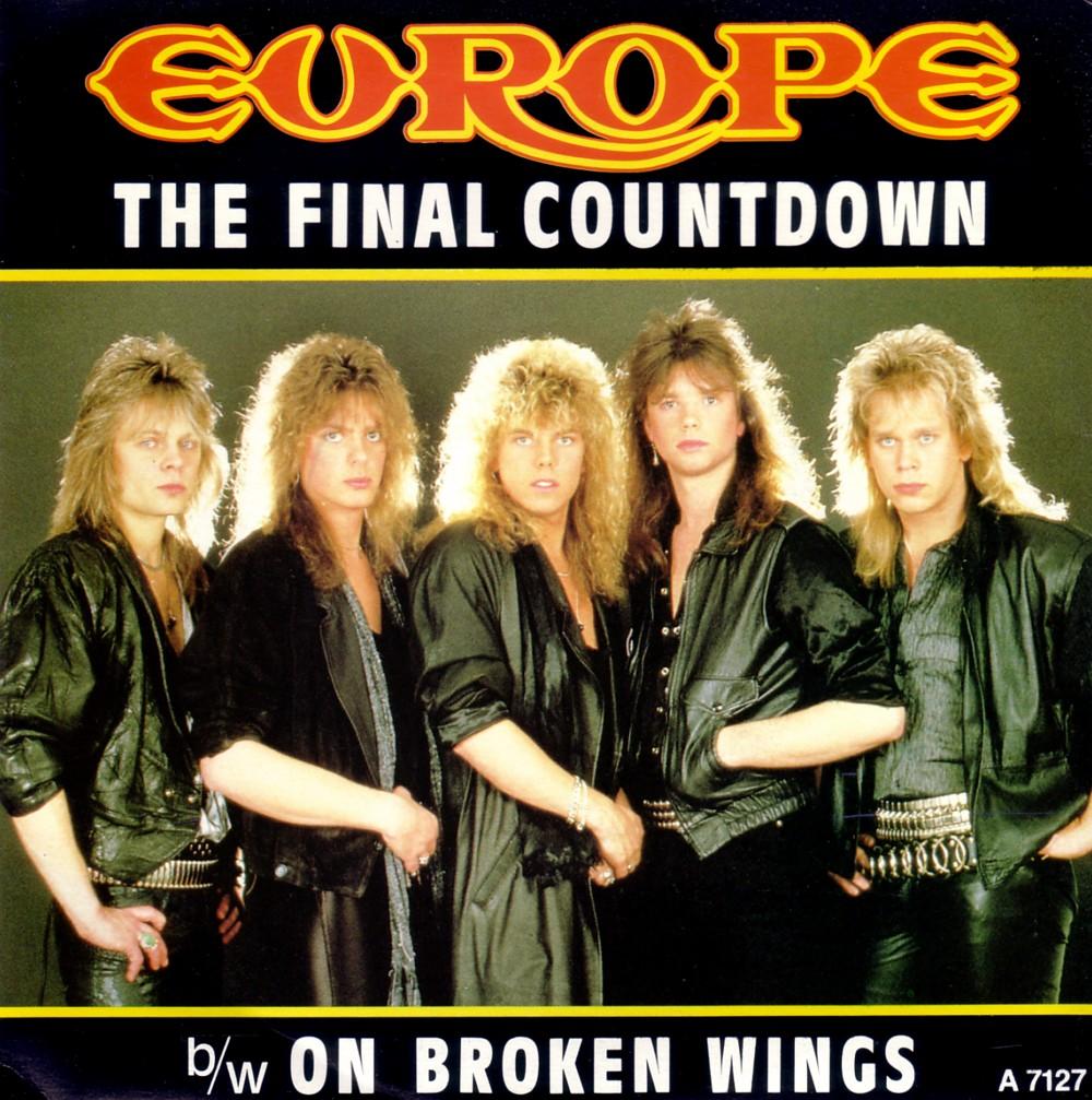 Европа группа the final countdown скачать.